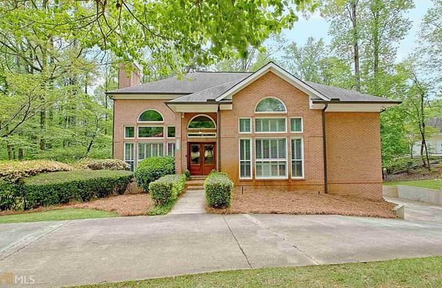 311 Chimney Sweep Cir., Peachtree City, GA 30269 (MLS #8962476) :: Athens Georgia Homes