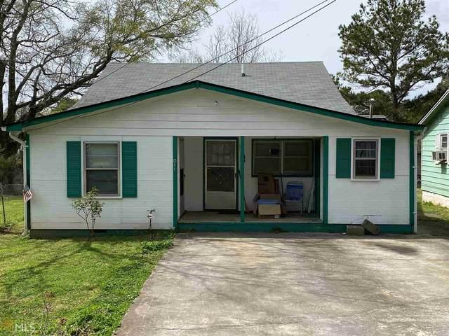 611 Maple St, Monroe, GA 30656 (MLS #8963049) :: Savannah Real Estate Experts