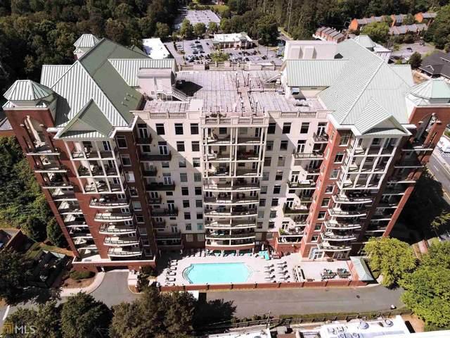 3820 Roswell Rd #305, Atlanta, GA 30342 (MLS #8963159) :: Athens Georgia Homes