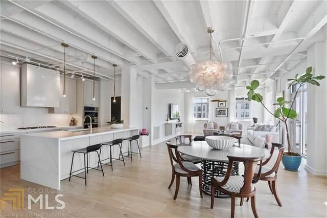805 Peachtree Street NE #504, Atlanta, GA 30308 (MLS #8963314) :: Statesboro Real Estate