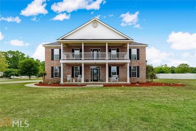 111 Stadium Dr, Guyton, GA 31312 (MLS #8963381) :: Savannah Real Estate Experts