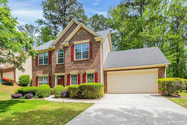6954 Harbor Town, Stone Mountain, GA 30087 (MLS #8963931) :: The Realty Queen & Team
