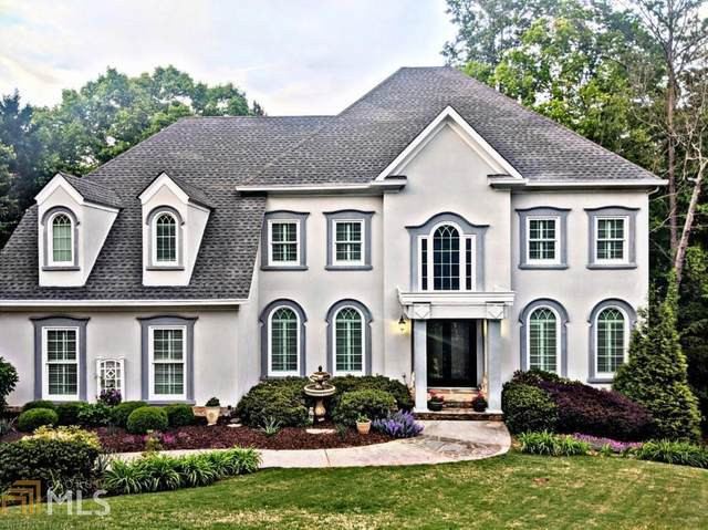 225 Courtyard Pl, Alpharetta, GA 30022 (MLS #8964559) :: Savannah Real Estate Experts