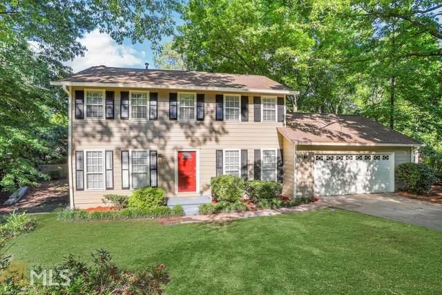 6157 Mountcreek Ct, Peachtree Corners, GA 30092 (MLS #8964902) :: Savannah Real Estate Experts