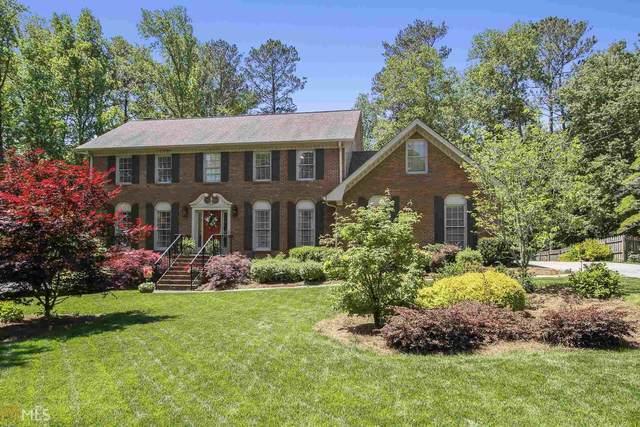 811 Montego Way, Lilburn, GA 30047 (MLS #8965069) :: Savannah Real Estate Experts