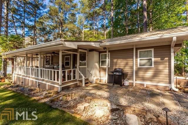 5400 Kings Camp Road Se # 4C, Acworth, GA 30102 (MLS #8965648) :: Savannah Real Estate Experts