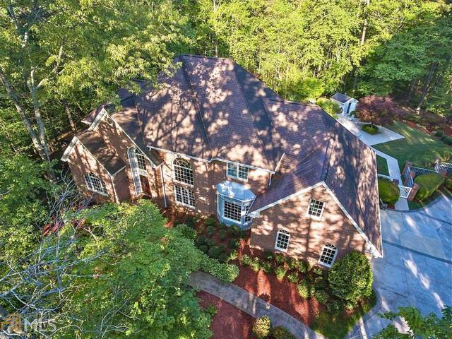 2093 Oakvale Ct, Kennesaw, GA 30152 (MLS #8965670) :: Savannah Real Estate Experts