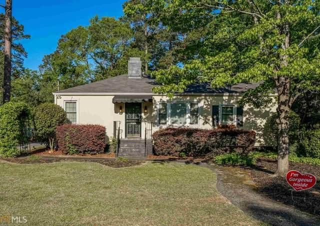 490 Pinecrest Rd, Macon, GA 31204 (MLS #8965709) :: Savannah Real Estate Experts