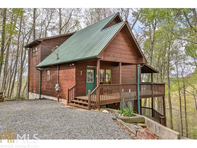238 Walnut Ridge, Ellijay, GA 30540 (MLS #8966346) :: Military Realty
