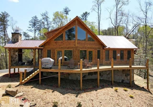 0 Lonesome Dove Path Lot 1, Blue Ridge, GA 30513 (MLS #8966530) :: Savannah Real Estate Experts