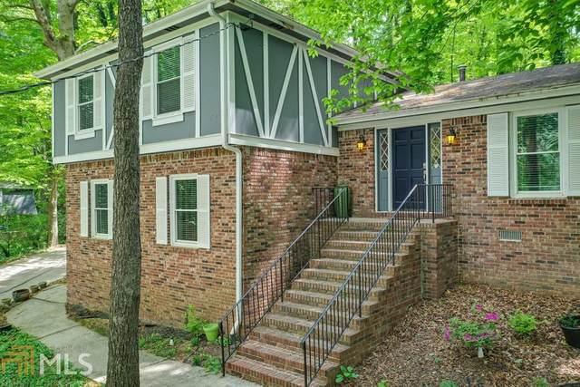 2725 Briarlake Rd, Atlanta, GA 30345 (MLS #8966711) :: Savannah Real Estate Experts