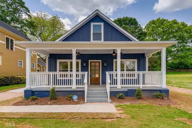 3395 Bachelor St, East Point, GA 30344 (MLS #8966857) :: Savannah Real Estate Experts