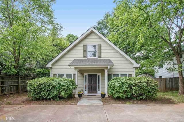 2089 College Ave, Atlanta, GA 30317 (MLS #8967593) :: Savannah Real Estate Experts