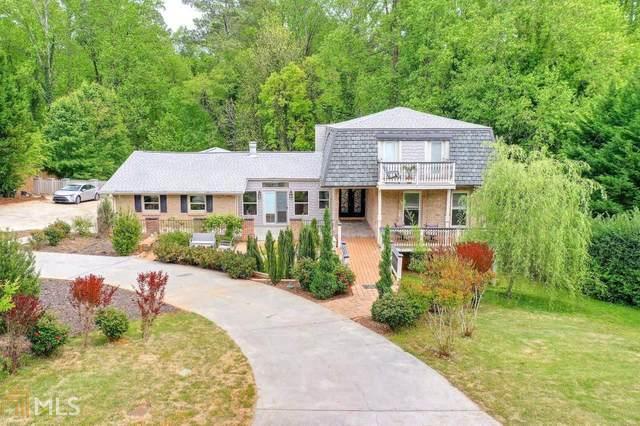 212 Kings Row, Marietta, GA 30067 (MLS #8967796) :: Savannah Real Estate Experts