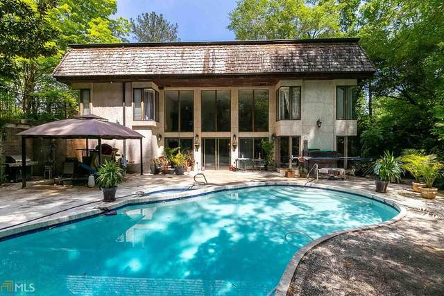 901 Edgewater Dr, Sandy Springs, GA 30328 (MLS #8967977) :: Savannah Real Estate Experts