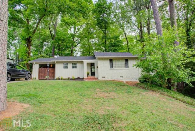 380 Pine Forest Rd, Atlanta, GA 30342 (MLS #8969309) :: Savannah Real Estate Experts