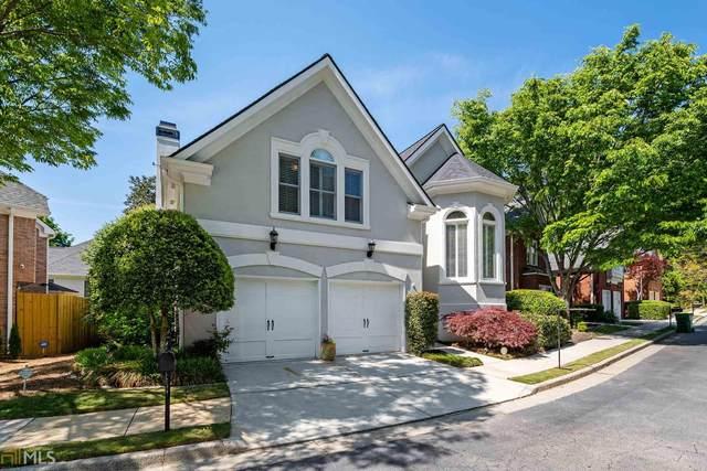 1166 NE Brookhaven North Cir, Brookhaven, GA 30319 (MLS #8969379) :: Savannah Real Estate Experts