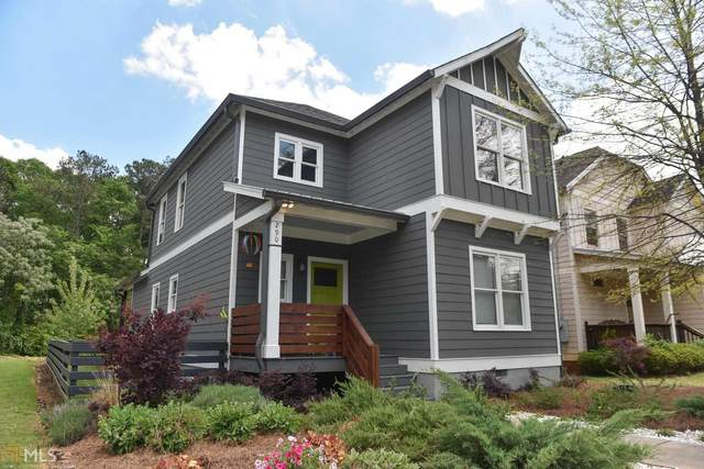 290 Lake St, Athens, GA 30601 (MLS #8969695) :: Todd Lemoine Team