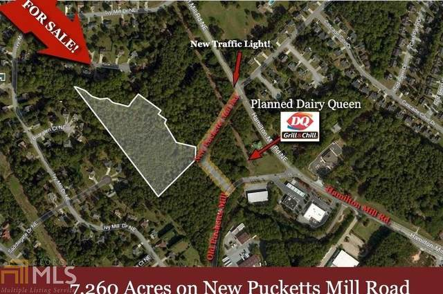 4083 Hamilton Mill Rd, Buford, GA 30519 (MLS #8970200) :: Bonds Realty Group Keller Williams Realty - Atlanta Partners