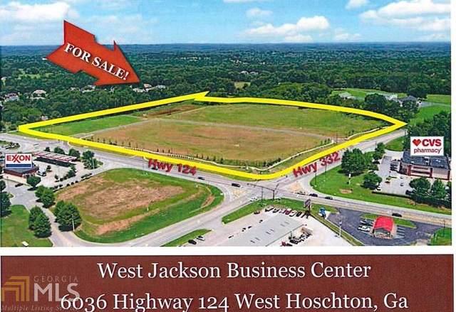 6036 Highway 124, Hoschton, GA 30548 (MLS #8970353) :: Perri Mitchell Realty