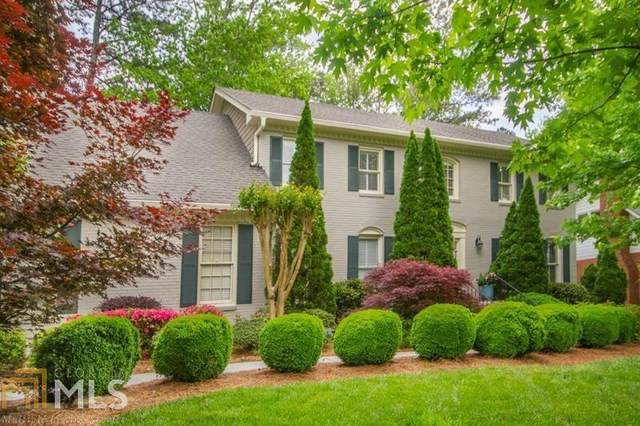 3871 Rainforest Cir, Peachtree Corners, GA 30092 (MLS #8971704) :: Michelle Humes Group