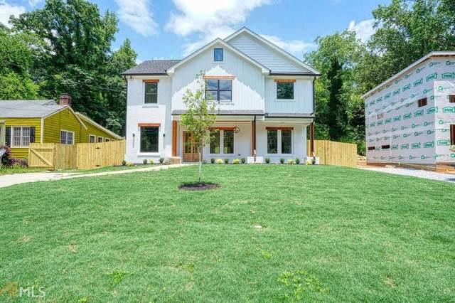 2173 SW Montrose Ave, Atlanta, GA 30311 (MLS #8972278) :: Grow Local