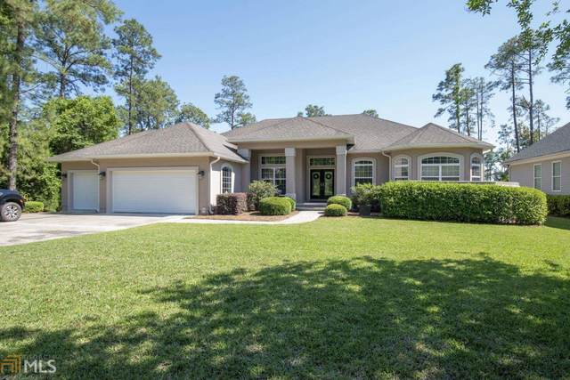 468 Millers Branch Dr, St. Marys, GA 31558 (MLS #8972411) :: Perri Mitchell Realty