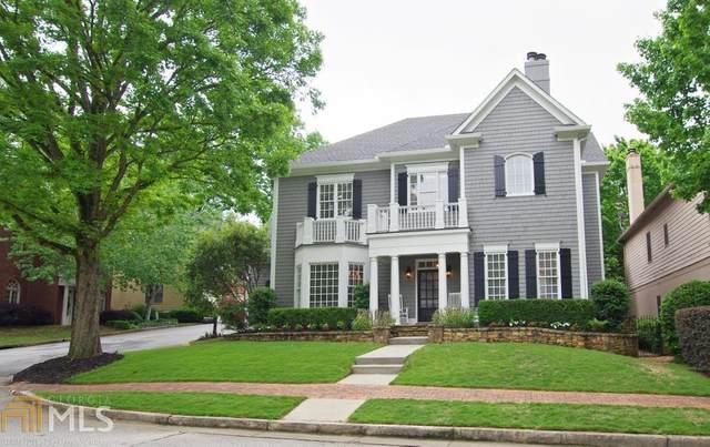 1249 Edmund Park Drive, Atlanta, GA 30306 (MLS #8972423) :: Savannah Real Estate Experts