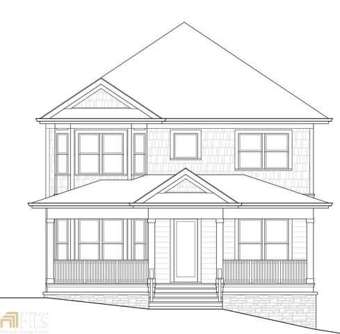 2429 Shenandoah Ave, Atlanta, GA 30305 (MLS #8972728) :: Scott Fine Homes at Keller Williams First Atlanta