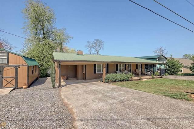 534 Tater Ridge Dr, Hiawassee, GA 30546 (MLS #8972738) :: The Ursula Group