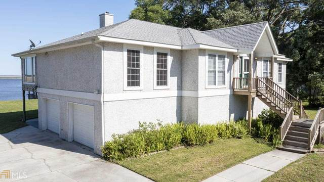 207 Crooked River Dr, Woodbine, GA 31569 (MLS #8974744) :: Crown Realty Group