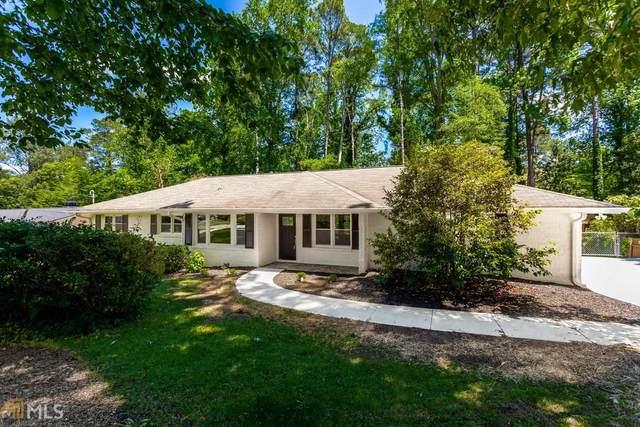 2617 Caladium Dr #12, Atlanta, GA 30345 (MLS #8974883) :: Savannah Real Estate Experts
