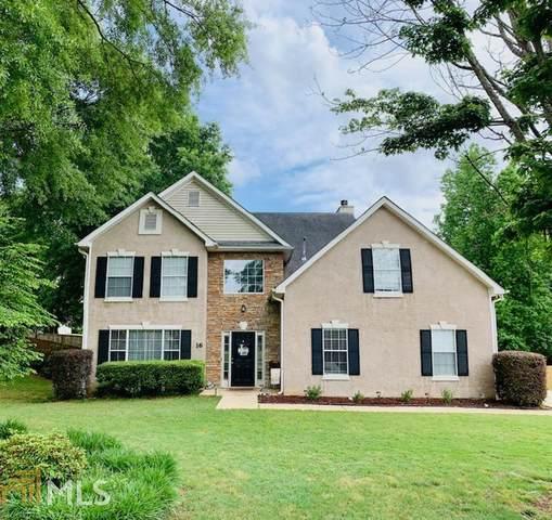 16 Pebble Creek Dr, Newnan, GA 30265 (MLS #8975347) :: Athens Georgia Homes