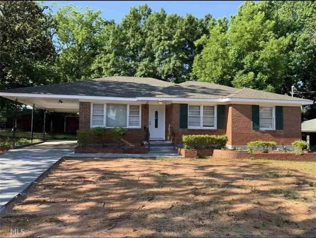 3033 E Belvedere Lane Lane, Decatur, GA 30032 (MLS #8976566) :: Statesboro Real Estate