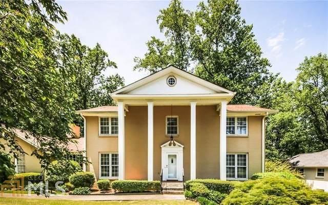6140 Rivercliffe Dr, Sandy Springs, GA 30328 (MLS #8977100) :: Athens Georgia Homes