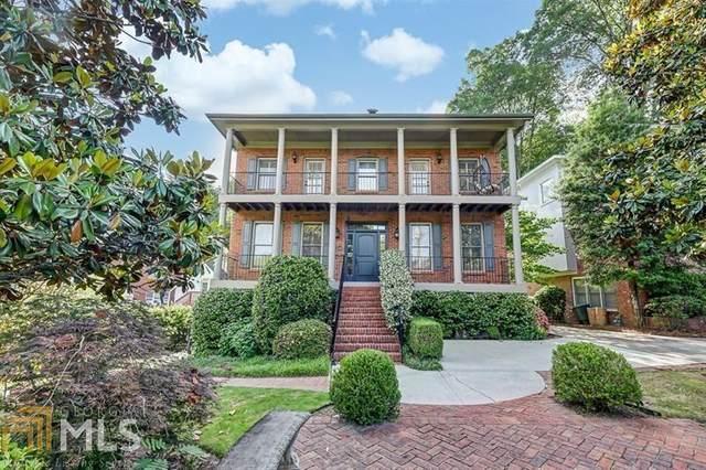 2807 Osborne Rd, Brookhaven, GA 30319 (MLS #8978477) :: Buffington Real Estate Group