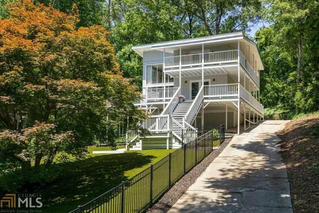 4146 Brookview Dr, Atlanta, GA 30339 (MLS #8978941) :: Buffington Real Estate Group