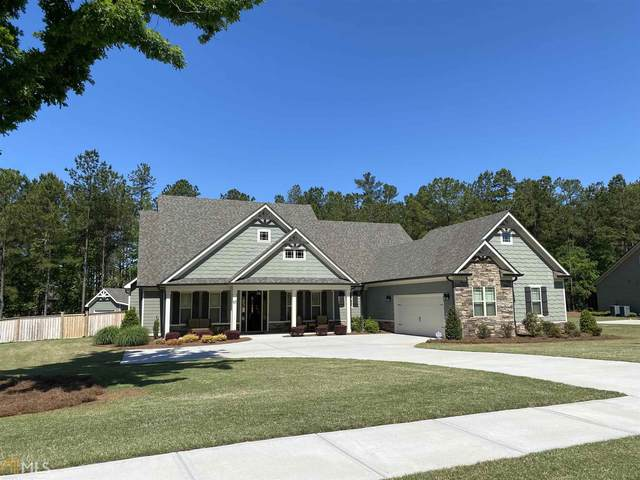63 Anchor Bay Dr, Newnan, GA 30263 (MLS #8979029) :: The Durham Team