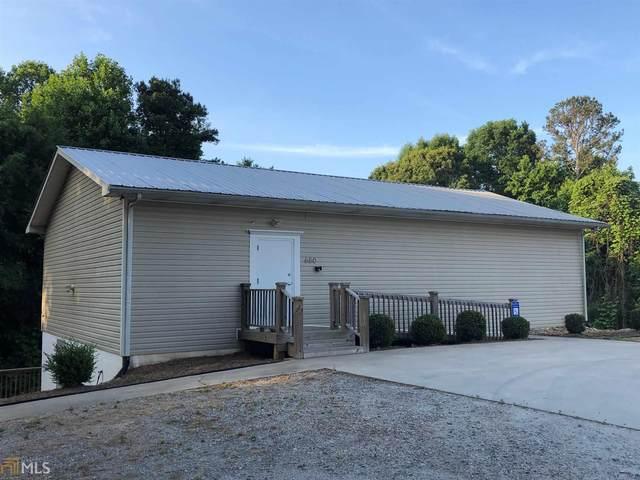680 Harmony Church Rd, Dawsonville, GA 30534 (MLS #8979352) :: Crest Realty