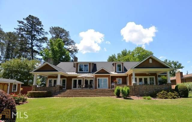 245 Lakeshore Cir, Milledgeville, GA 31061 (MLS #8980125) :: Crest Realty