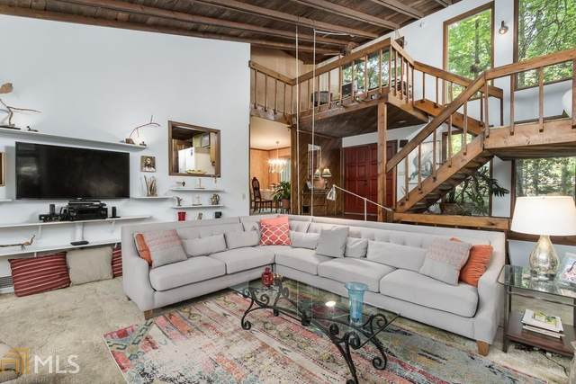 1971 Woodsdale Rd, Brookhaven, GA 30324 (MLS #8980894) :: Buffington Real Estate Group