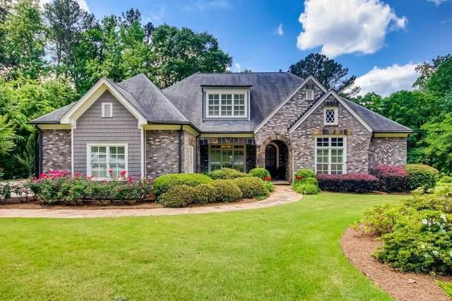 2273 Melinda Drive NE, Atlanta, GA 30345 (MLS #8981444) :: The Heyl Group at Keller Williams