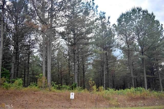 0 Reece Mountain Road Lt 41, Ellijay, GA 30540 (MLS #8982417) :: Crown Realty Group