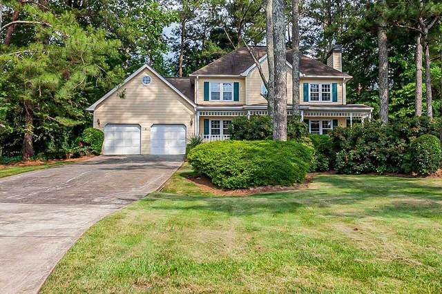 4531 Windsor Oaks, Marietta, GA 30066 (MLS #8984467) :: The Heyl Group at Keller Williams