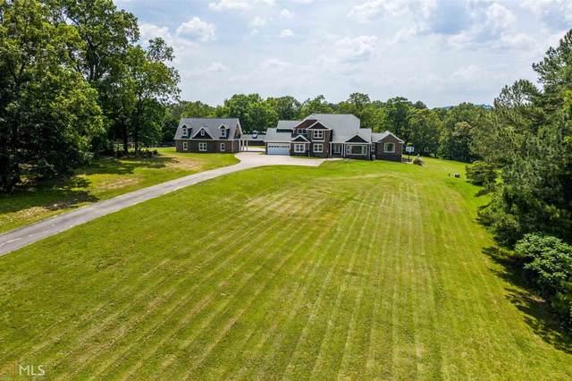 159 Ward Mountain Rd, Kingston, GA 30145 (MLS #8985105) :: Athens Georgia Homes