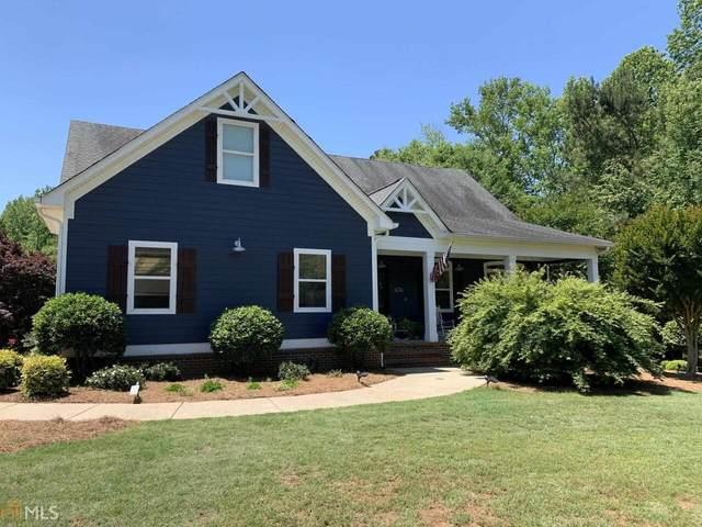 182 Parker Road, Mcdonough, GA 30252 (MLS #8985218) :: The Heyl Group at Keller Williams