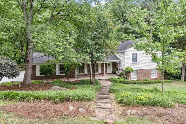 83 Pheasant Dr, Marietta, GA 30067 (MLS #8985290) :: Grow Local