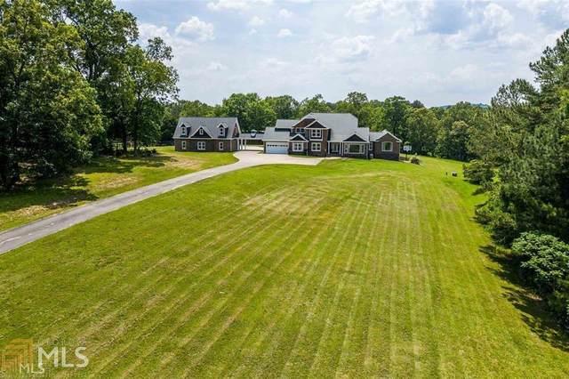 159 Ward Mountain Rd, Kingston, GA 30145 (MLS #8985612) :: Athens Georgia Homes