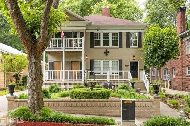 850 Charles Allen Dr, Atlanta, GA 30308 (MLS #8986137) :: Athens Georgia Homes
