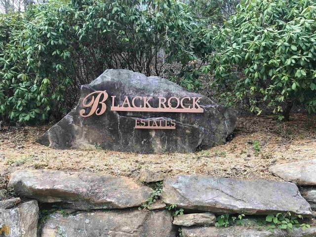 0 Black Rock Estates #25, Clayton, GA 30525 (MLS #8986422) :: Bonds Realty Group Keller Williams Realty - Atlanta Partners